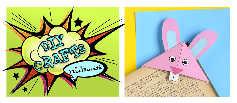 DIY Craft Kit: Origami Bookmark