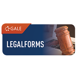 Legal Forms by Gale Logo