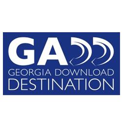 GADD - Georgia Download Destination Logo