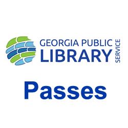 Georgia Library Passes Icon