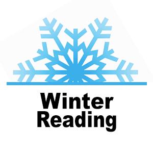 Winter Reading Icon