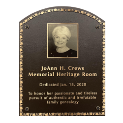JoAnn H. Crews Heritage Room Collection