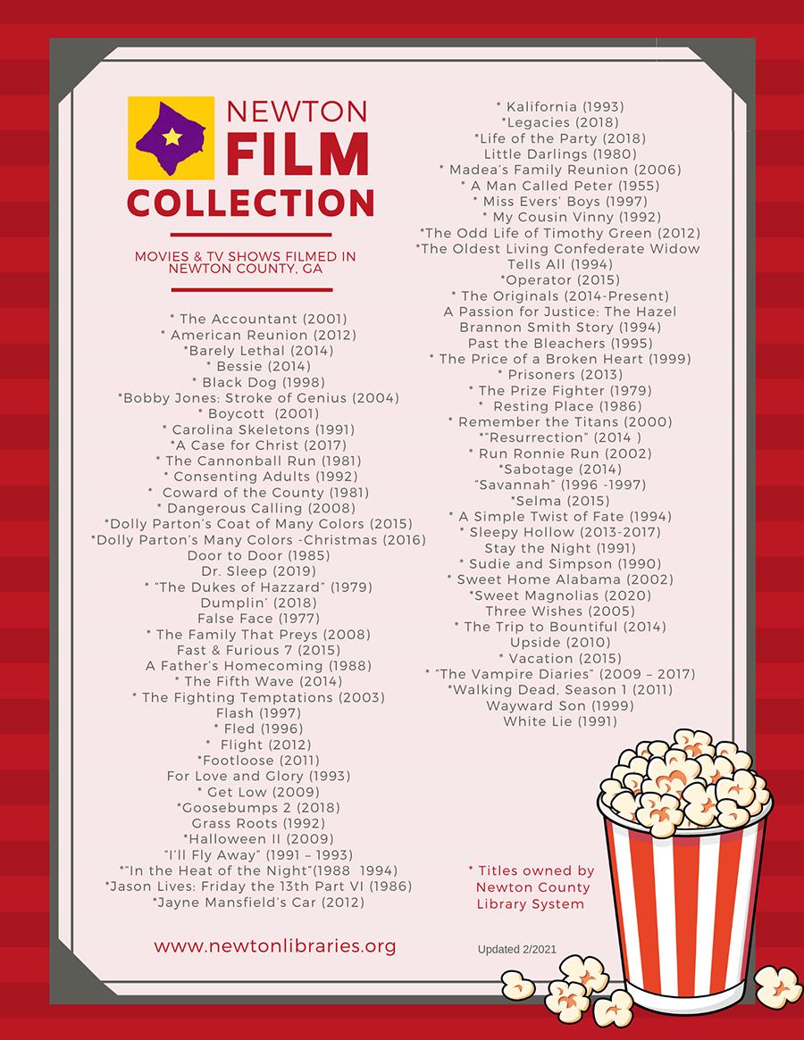 Newton Film Collection